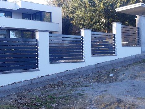 Aluminium kerítések